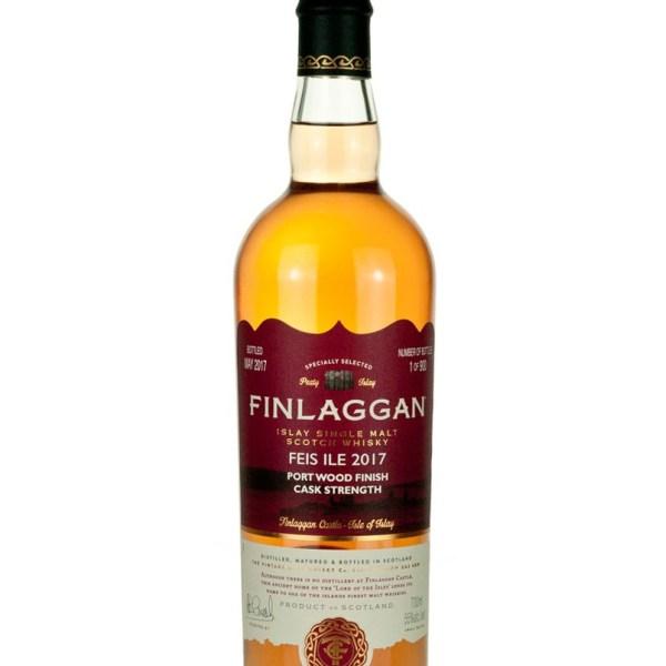 Mystery Malt Finlaggan Feis Ile 2017