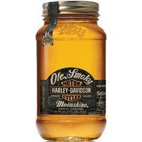 Ole Smoky - Harley Davidson 50cl Bottle