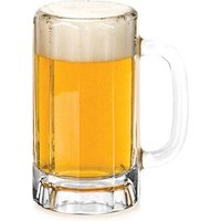 Paneled Beer Mugs 10oz / 290ml (Set of 4)