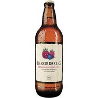 Rekorderlig - Wild Berries Premium Cider 8x 500ml Bottles