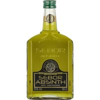 Sebor - Absinthe 50cl Bottle