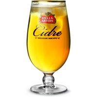 Stella Artois Cidre Chalice Pint Glasses CE 20oz / 568ml (Set of 4)