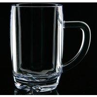 Strahl Vivaldi Polycarbonate Beer Mug 15.5oz / 440ml (Set of 4)