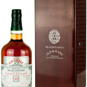 Teaninich 40 Year Old 1973 Old & Rare