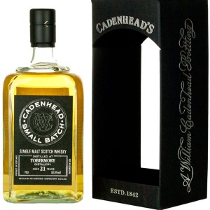 Tobermory 21 Year Old 1995 Cadenhead's Small Batch