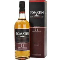 Tomatin - 14 Year Old (Port Wood Finish) 70cl Bottle
