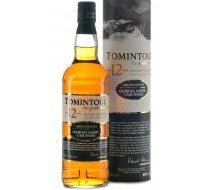 Tomintoul – 12 Year Old Oloroso Sherry Cask Finish 70cl Bottle