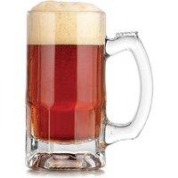 Trigger Beer Mugs 12oz LCE at 10oz (Set of 4)