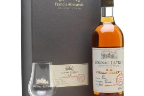 Leyrat XO Vieille Reserve Cognac Glass Set