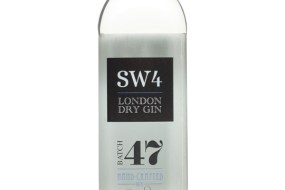SW4 London Dry Gin Batch 47 70cl