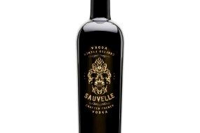 Sauvelle Crafted French Vodka