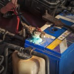 How To Clean Battery Terminals The Drive