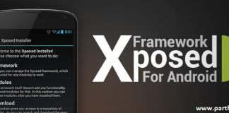 install xposed framework android