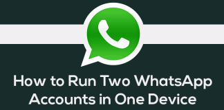 dual whatsapp account android