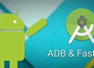 install adb and fastboot