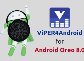 ViPER4Android-for-Android-Oreo-8-0