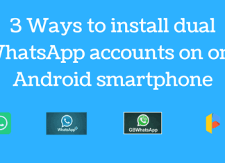dual WhatsApp accounts, GBWhatsApp APK, WhatsApp Plus APK, Parallel Space