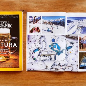 National Geographic Romania - Februarie 2017
