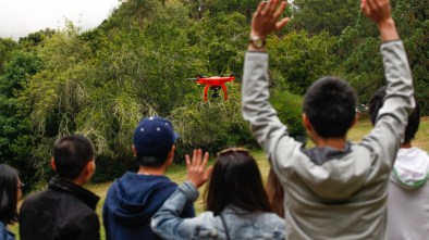 online drone communities