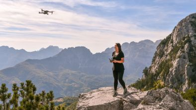Heather Butler drone travel tips foreign country international mavic dji girl woman