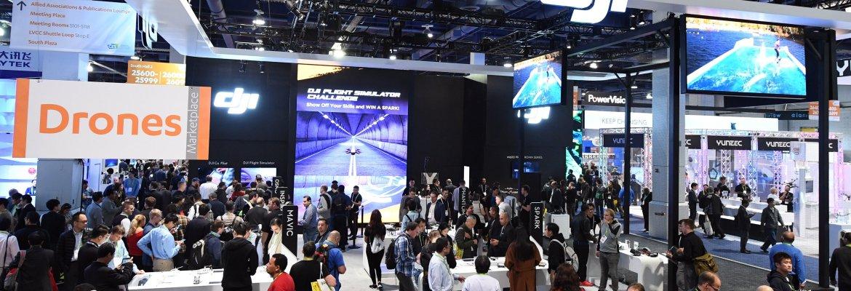 CES 2019 drone preview