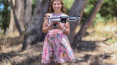 Mavic Air 2 review camera sensor