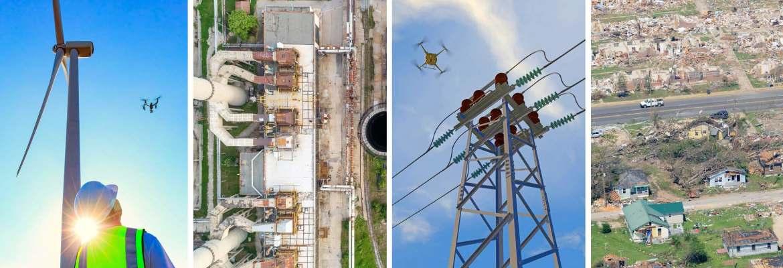GEAiRXOS Enterprise Energy Solution energy inspection drones