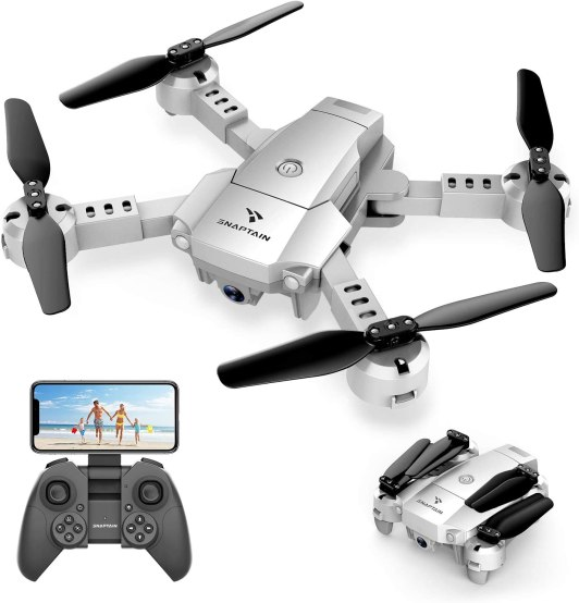 SNAPTAIN A10 Mini Foldable Drone 2020 Amazon Prime Day drone deals
