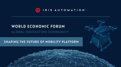 World Economic Forum Global Innovators Iris Automation