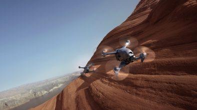 new FPV drone DJI racing