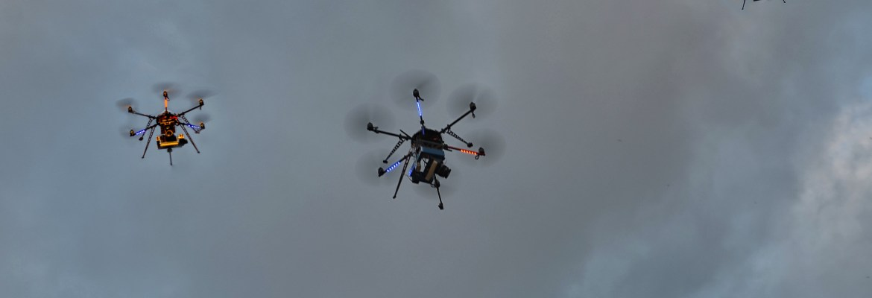 Black Swift drone technologies air force