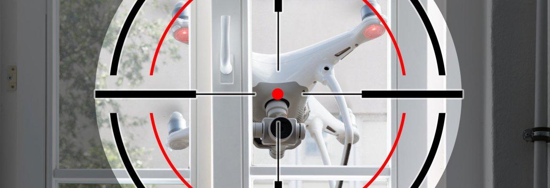 Dedrone sensors anti-drone industry detection
