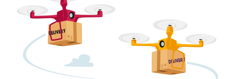 Jeff Bezos dream drone delivery