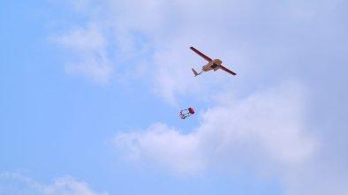 Okeoma Moronu Zipline drone delivery