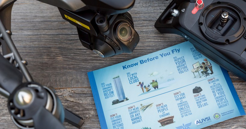 National Drone Safety Week
