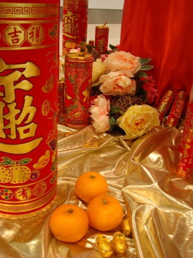 CNY in Singapore
