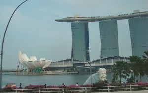 Singapore's Marine Bay Sands casino
