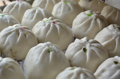 Banh bao from Quan Ca Can