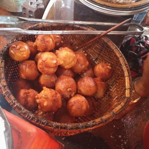 Cambodian fried stuff