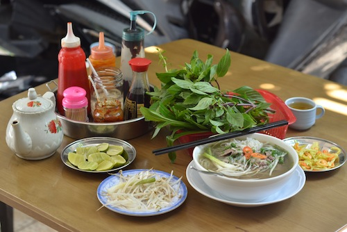 Southern-style pho