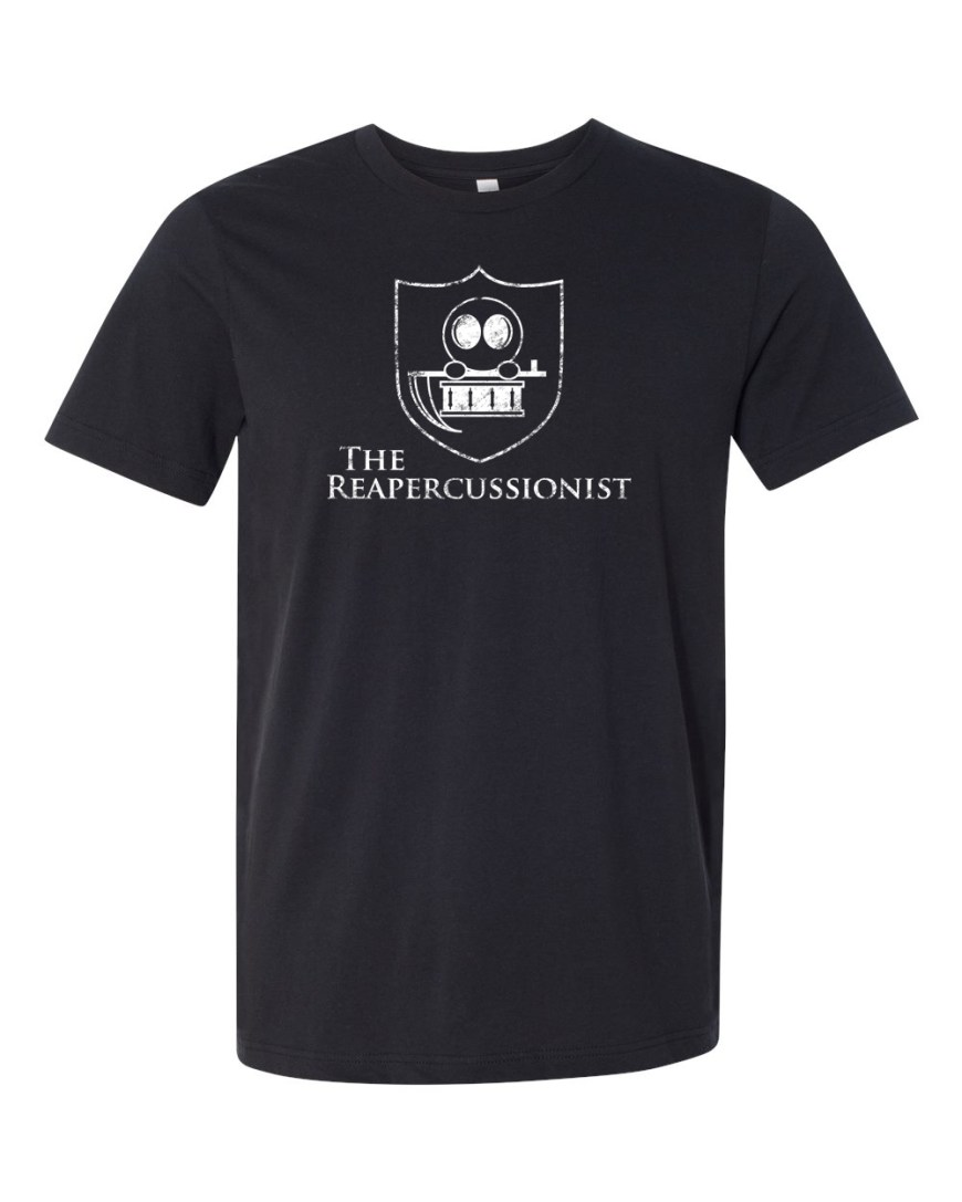 The Reapercussionist Logo T-Shirt