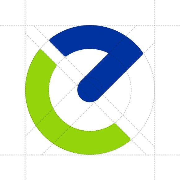 ce logo sketch