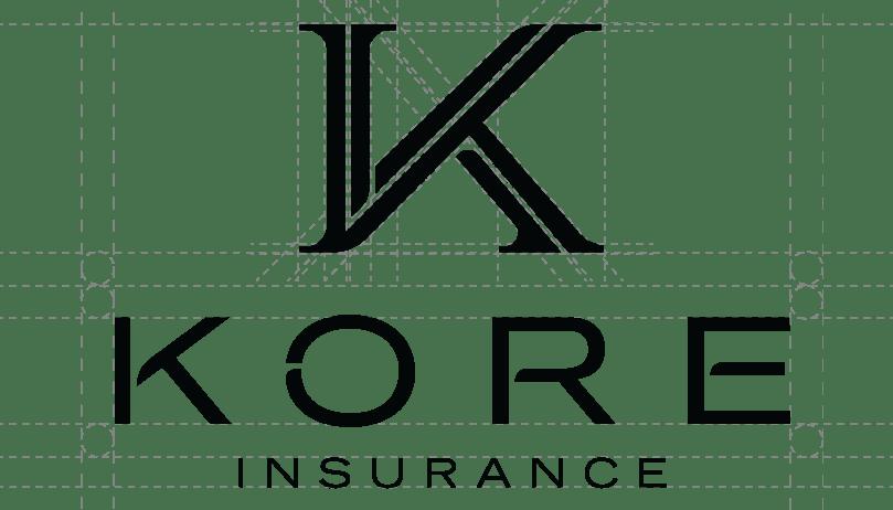 kore logo sketch