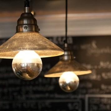 Bar Lighting Detail