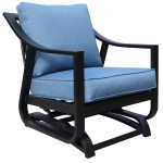 Gathercraft Genoa Outdoor Glider Chair The Dump Luxe Furniture Outlet