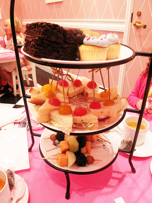 Tea with Eloise at The Plaza