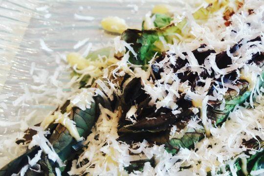 Chargrilled Caesar salad