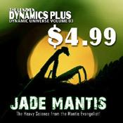 Jade Mantis album cover
