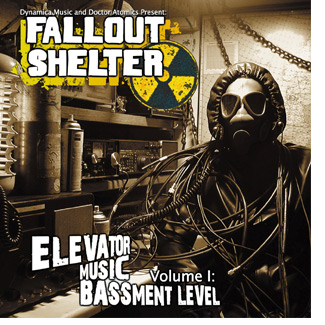 Album cover:Fallout Shelter Elevator Music Volume I