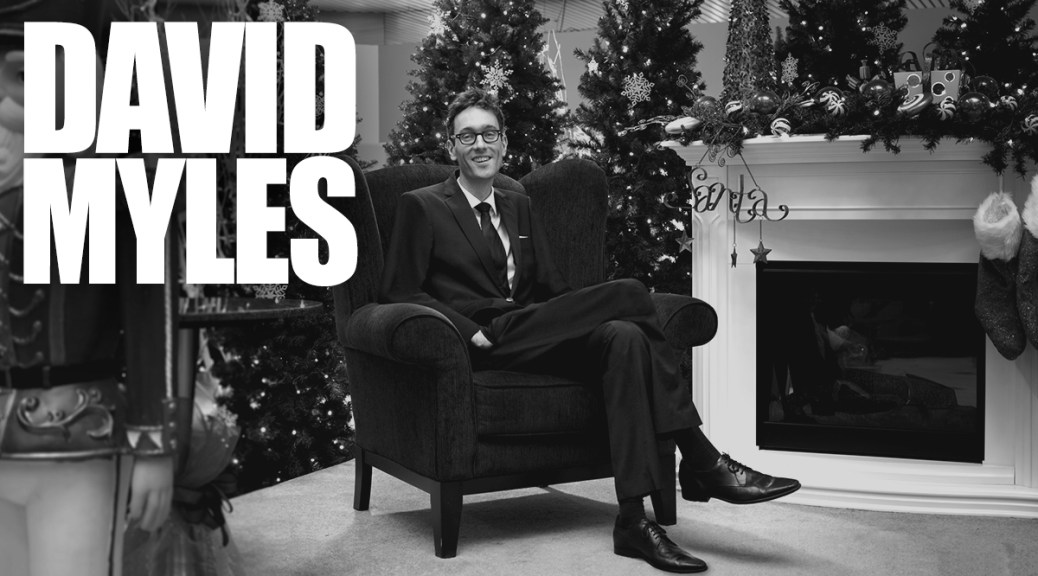 A Very David Myles Christmas